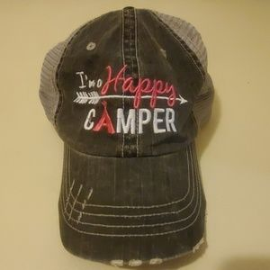 Happy camper hate